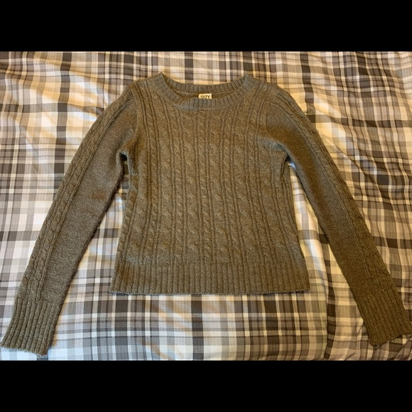Suzy Shier sweater